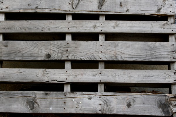 Old Wooden Pallet Close Up - Free High Resolution Photo