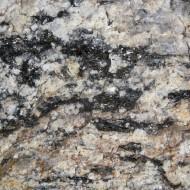 White Quartz and Black Mica Schist Rock Texture - Free High Resolution Photo