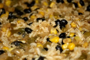 Black Beans and Rice - Free High Resolution Photo