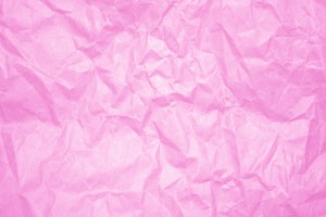 Crumpled Pink Paper Texture - Free High Resolution Photo