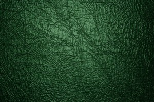 Green Leather Texture Close Up - Free High Resolution Photo