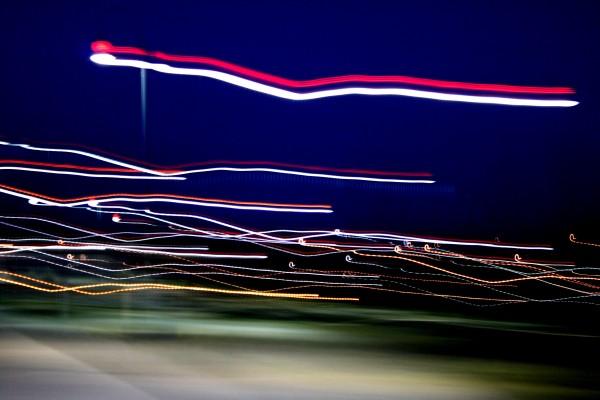Light Streaks - Free High Resolution Photo