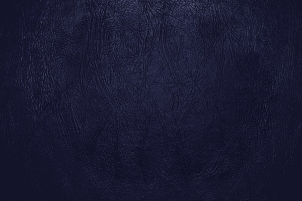 Navy Blue Leather Close Up Texture - Free High Resolution Photo
