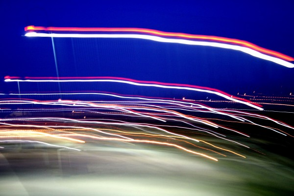 Open Shutter Lights - Free High Resolution Photo