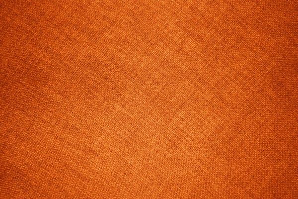 Orange Fabric Texture - Free High Resolution Photo