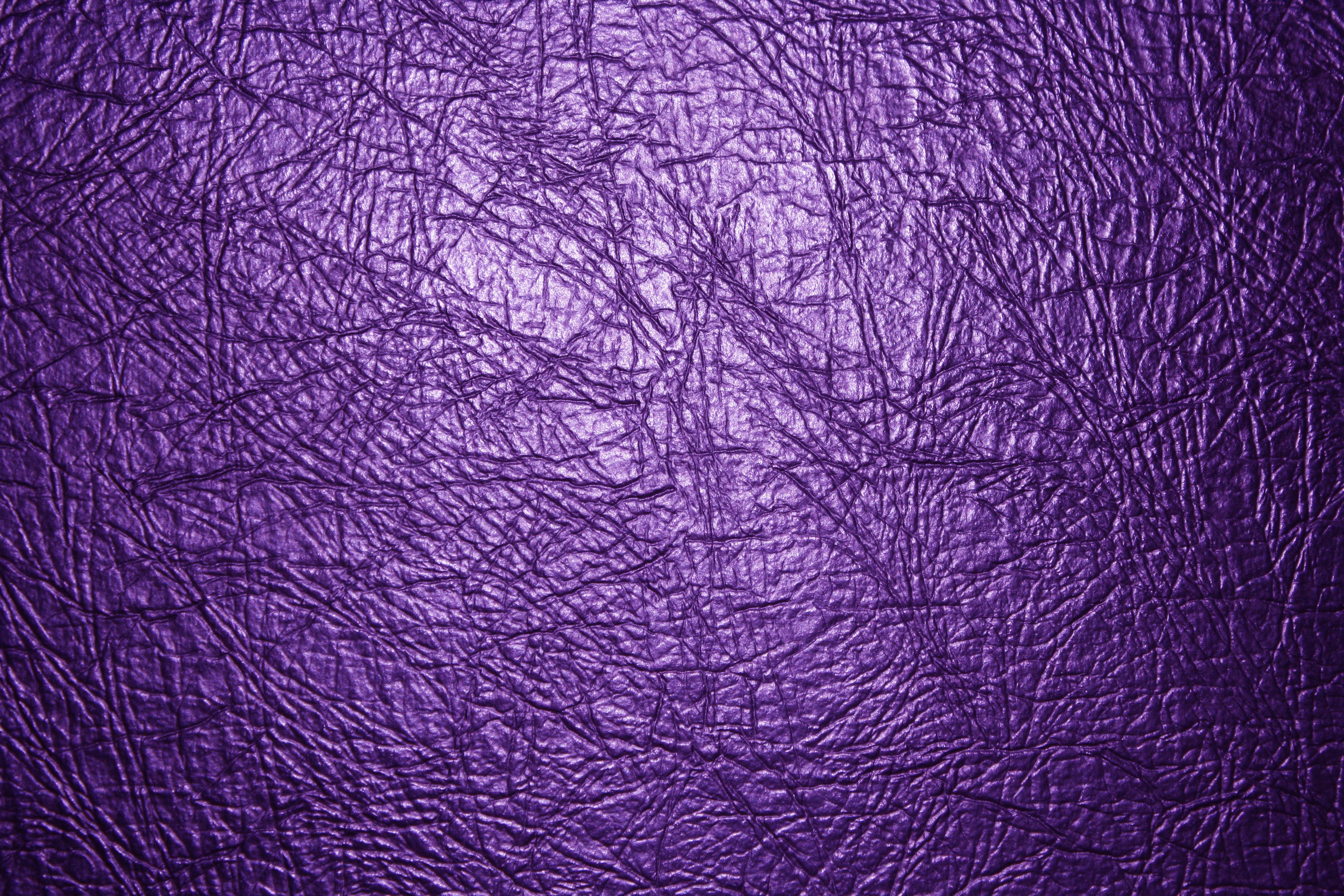 Purple Leather Texture Close Up Picture Free Photograph