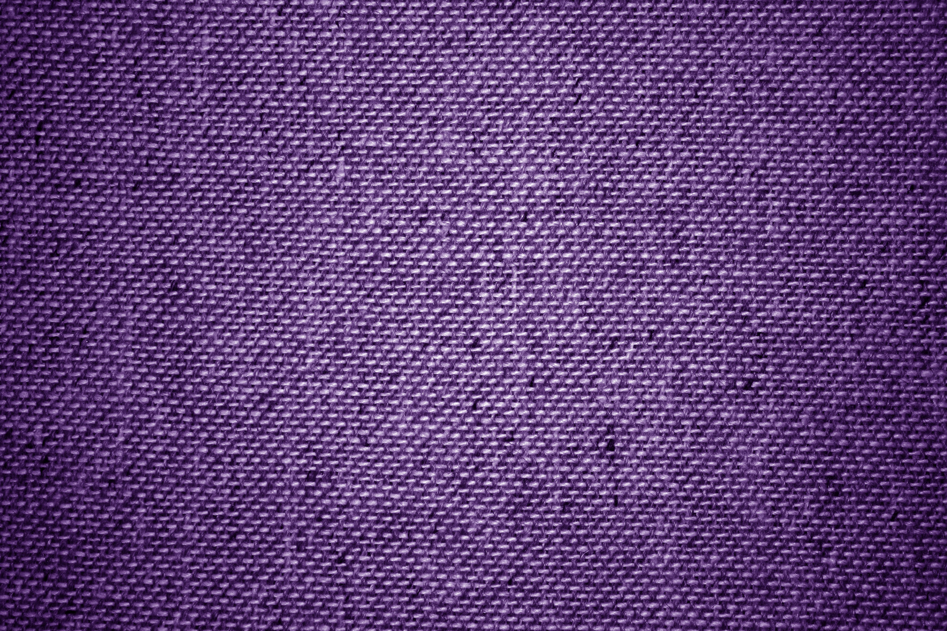 Purple Upholstery Fabric Close Up Texture Picture Free Photograph