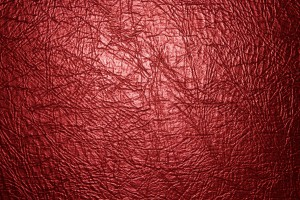 Red Leather Texture Close Up - Free High Resolution Photo