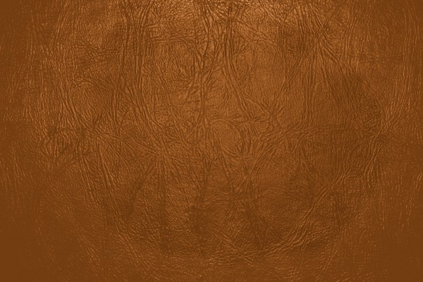 Rust Orange Leather Close Up Texture - Free High Resolution Photo