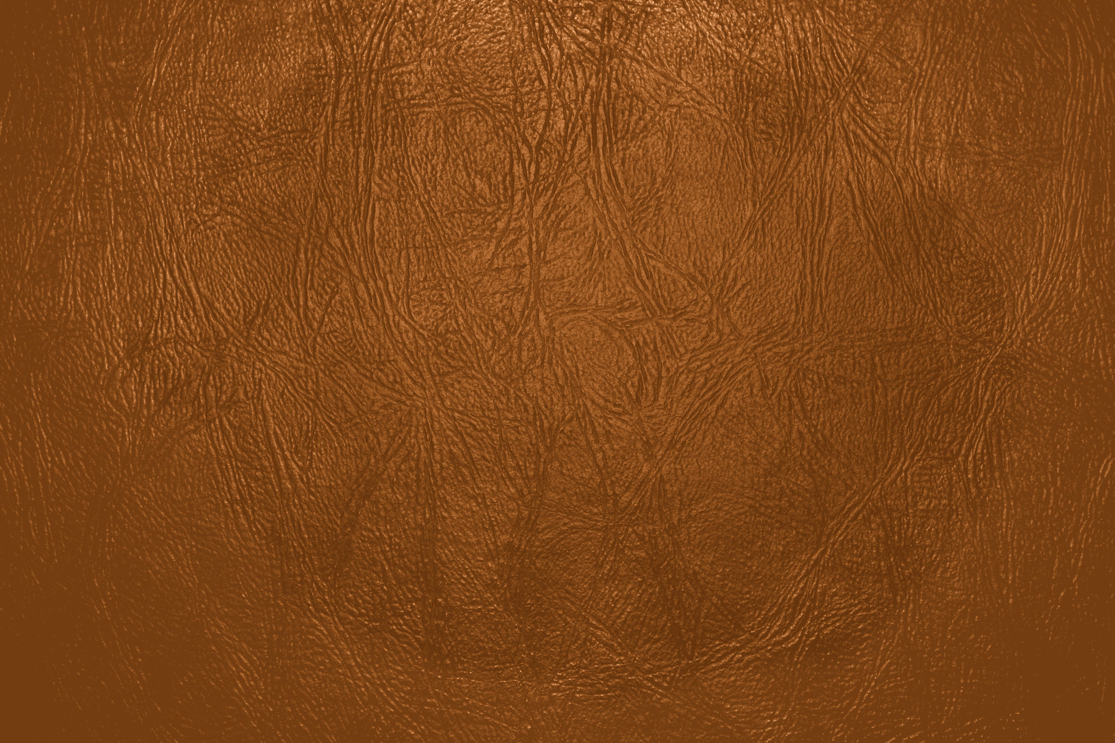 Rust Orange Leather Close Up Texture Picture | Free ...