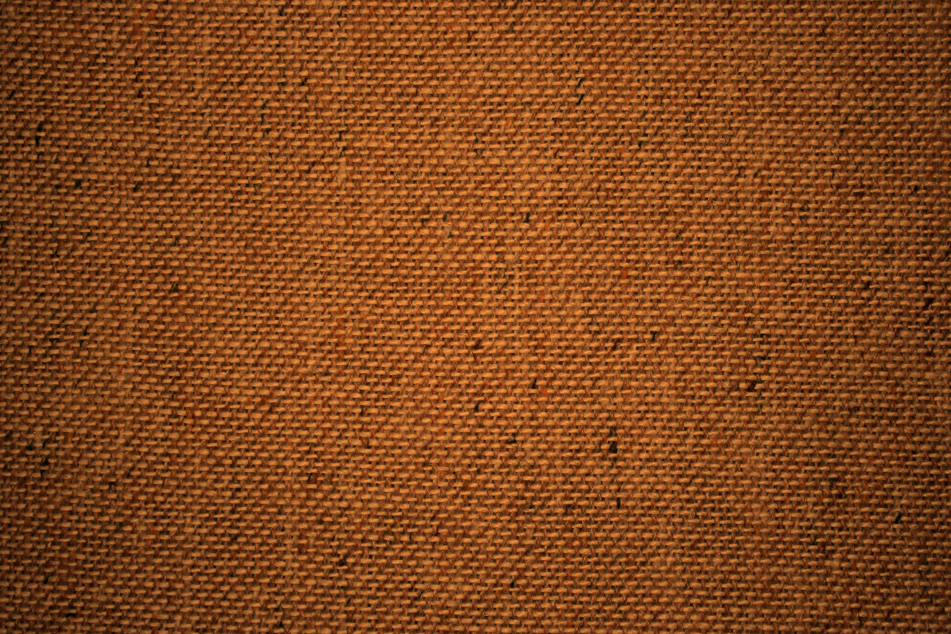 Rust Orange Upholstery Fabric Close Up Texture Picture | Free ...