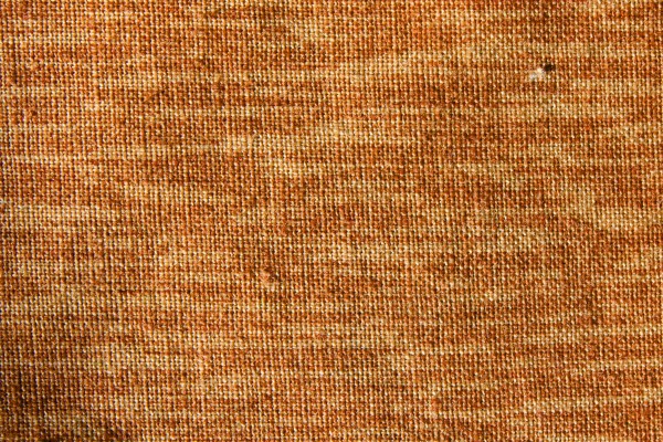 Rust Orange Woven Fabric Close Up Texture - Free High Resolution Photo