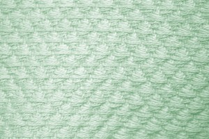 Green Diamond Patterned Blanket Close Up Texture - Free High Resolution Photo