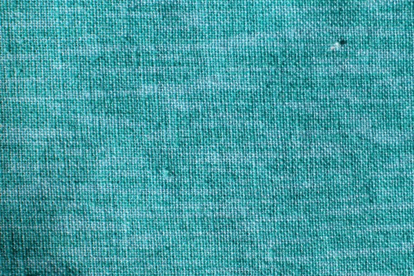 Teal Woven Fabric Close Up Texture Picture Free