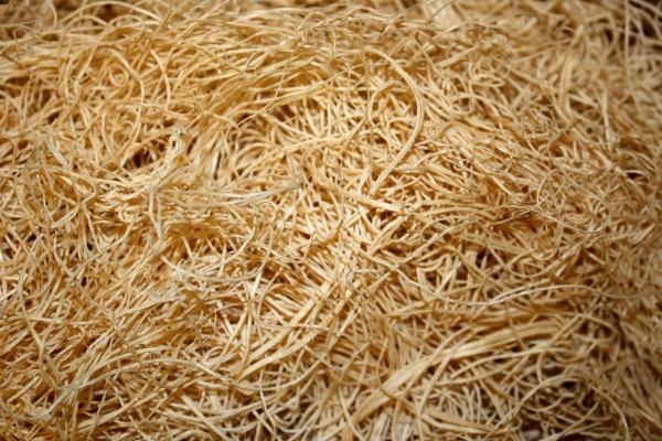 Wood Excelsior Packing Material Texture - Free High Resolution Photo