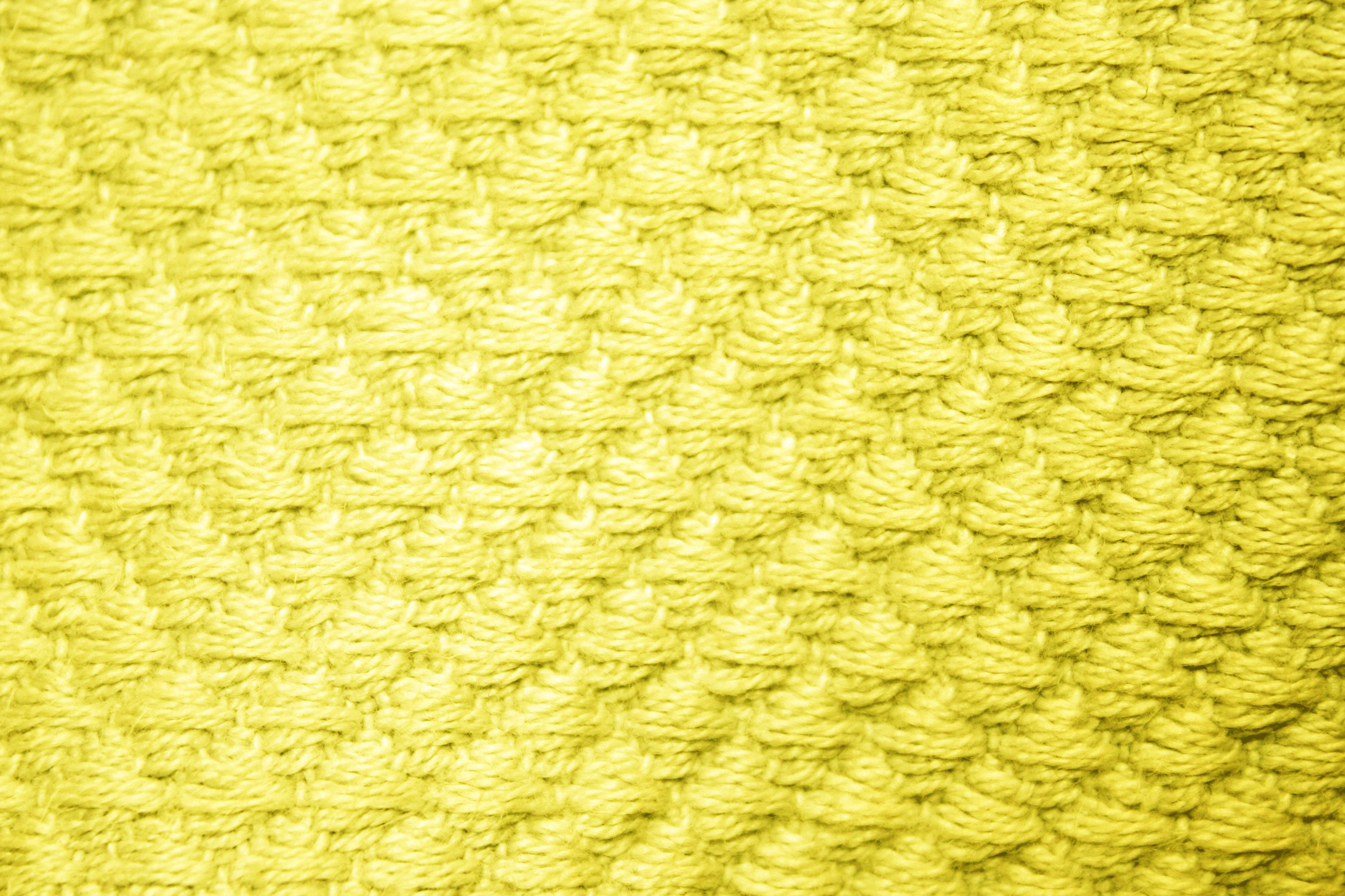 yellow diamond patterned blanket close up texture picture  free  - yellow diamond patterned blanket close up texture