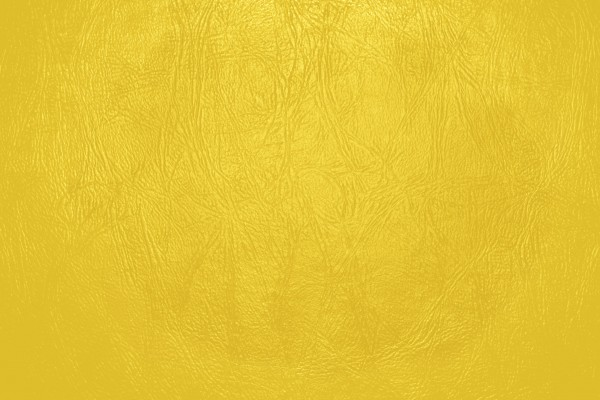 Yellow Leather Close Up Texture - Free High Resolution Photo