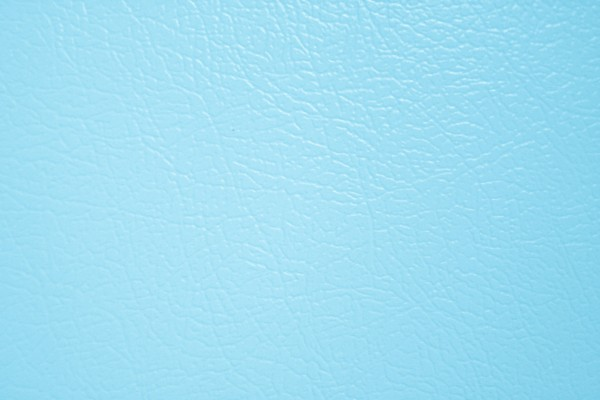 Baby Blue Faux Leather Texture - Free High Resolution Photo