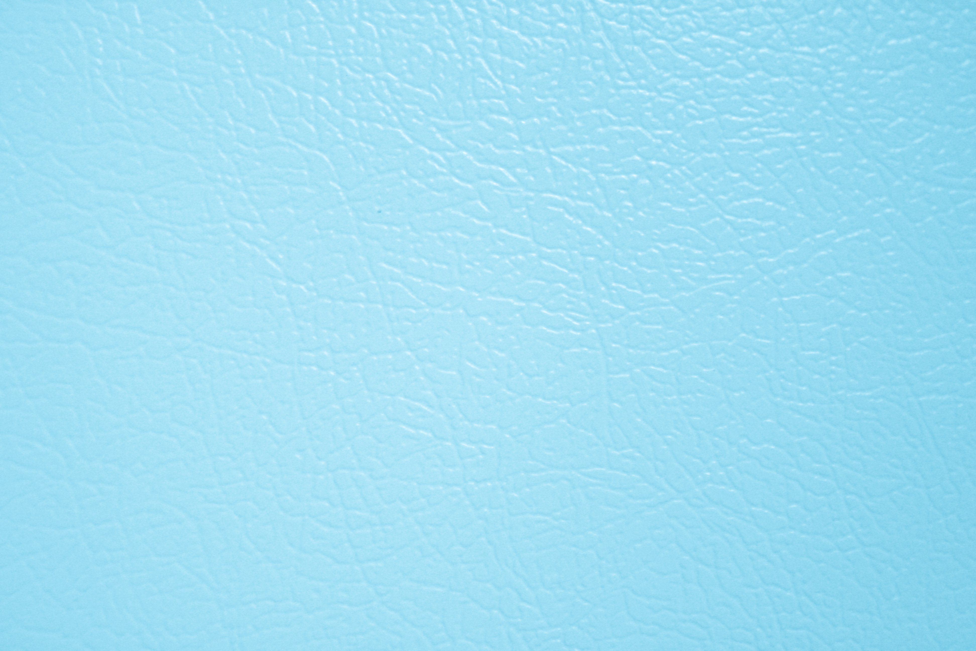 Baby Blue Faux Leather Texture Picture Free Photograph