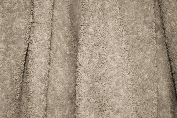 Beige Terry Cloth Bath Towel Texture - Free High Resolution Photo
