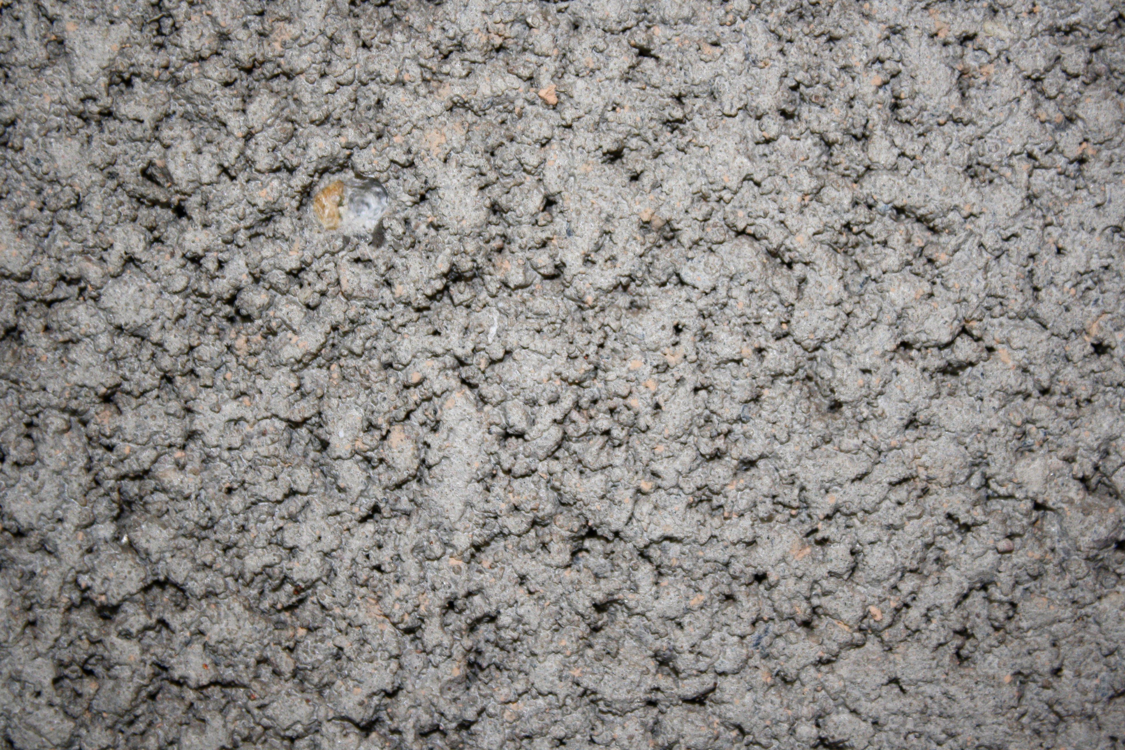 Cinder Block Close Up Texture Picture Free Photograph