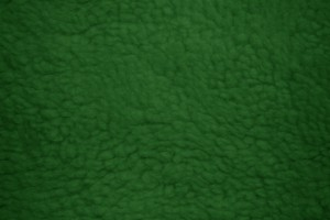 Forest Green Fleece Faux Sherpa Wool Fabric Texture - Free High Resolution Photo