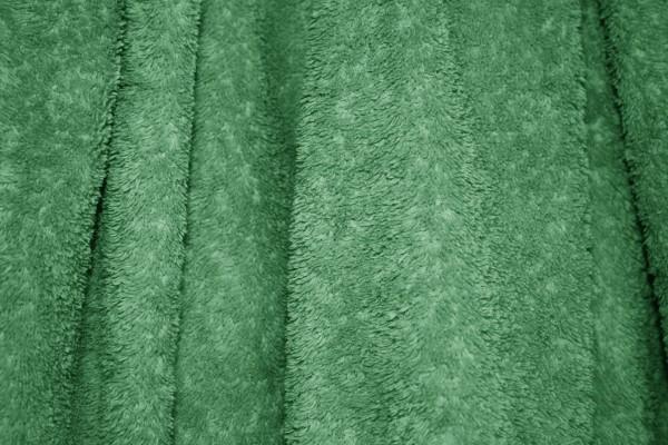 Green Terry Cloth Bath Towel Texture - Free High Resolution Photo