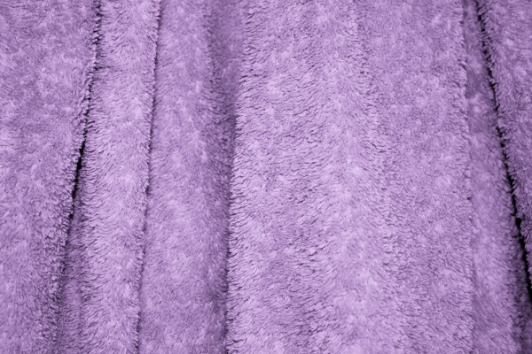 Lavender Terry Cloth Bath Towel Texture - Free High Resolution Photo