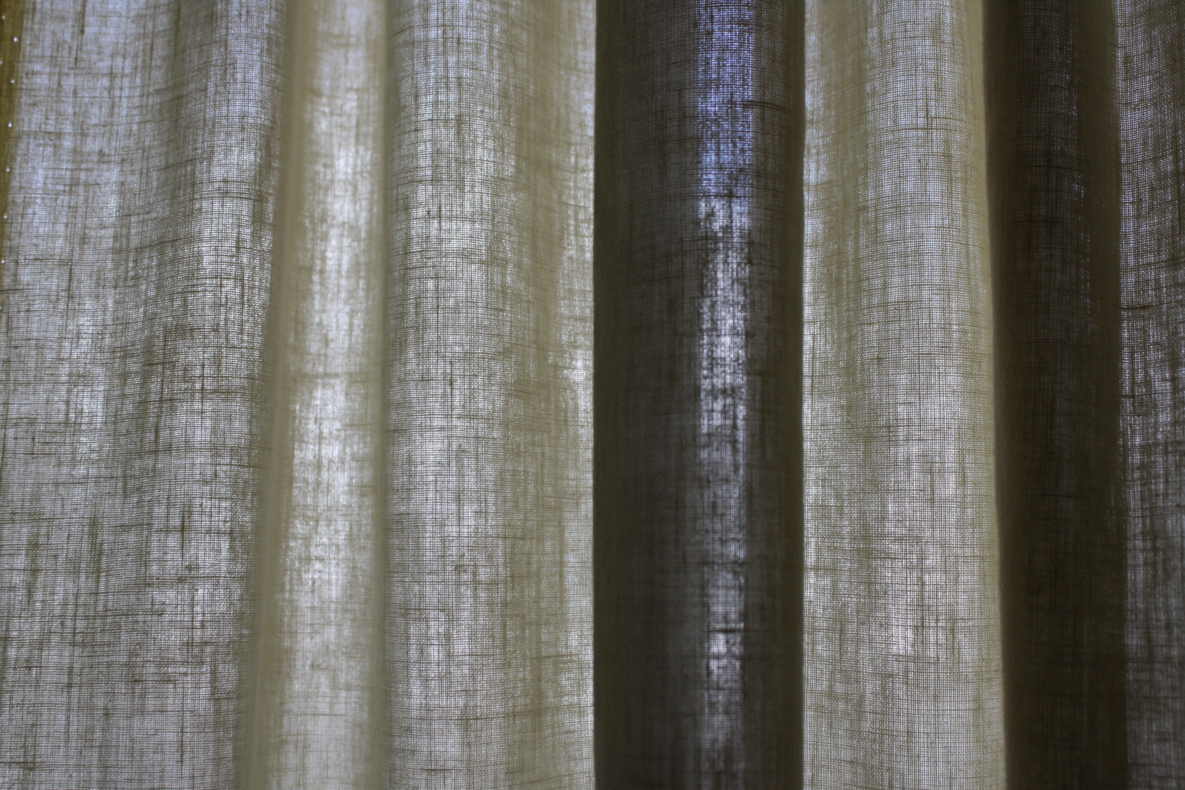 Light Through Curtains Texture Picture Free Photograph
