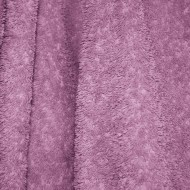Mauve Terry Cloth Bath Towel Texture - Free High Resolution Photo