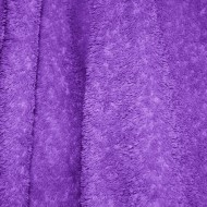 Purple Terry Cloth Bath Towel Texture - Free High Resolution Photo