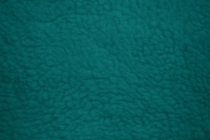 Teal Fleece Faux Sherpa Wool Fabric Texture - Free High Resolution Photo