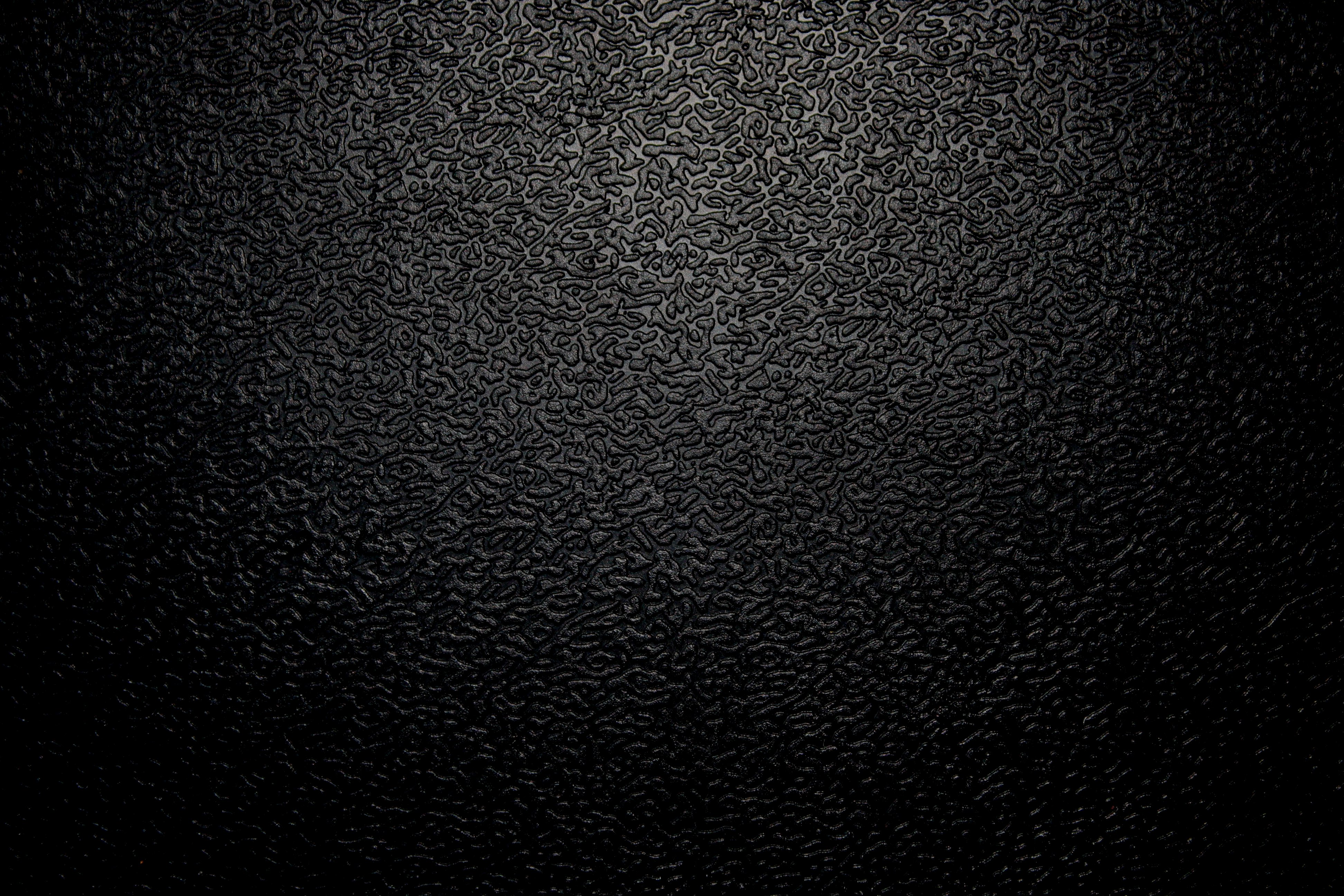 Textured Black Plastic Close Up Picture Free Photograph