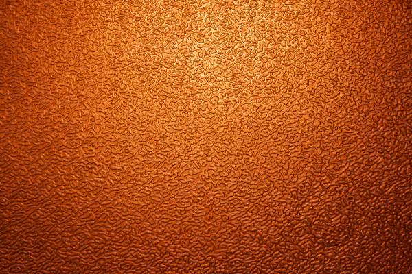 Textured Orange Plastic Close Up - Free High Resolution Photo