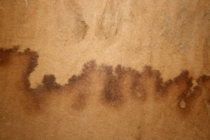 Water Stains on Cardboard Texture - Free High Resolution Photo