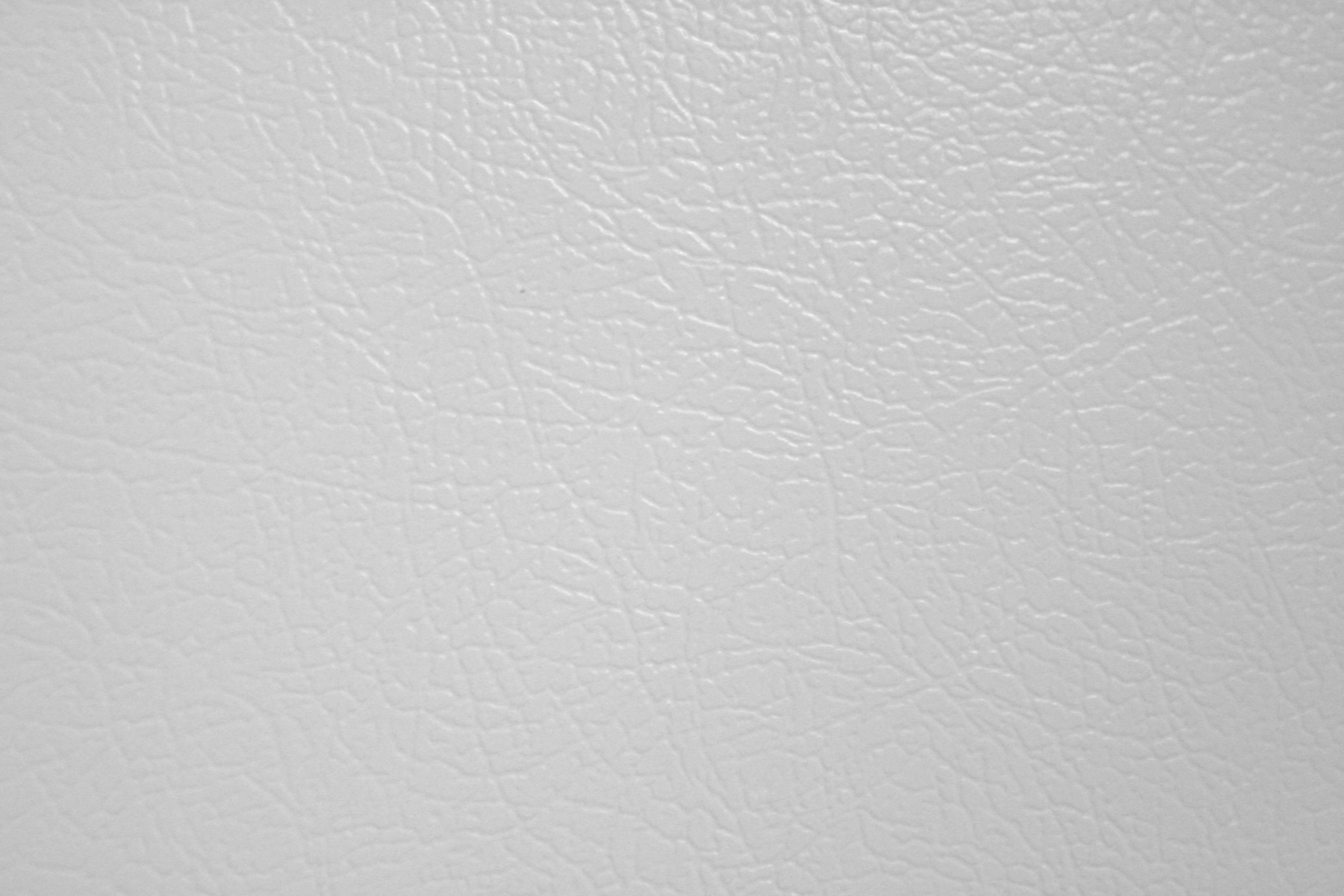 White Faux Leather Texture