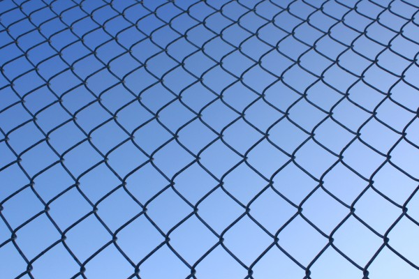 Chain Link Fence Texture - Free High Resolution Photo
