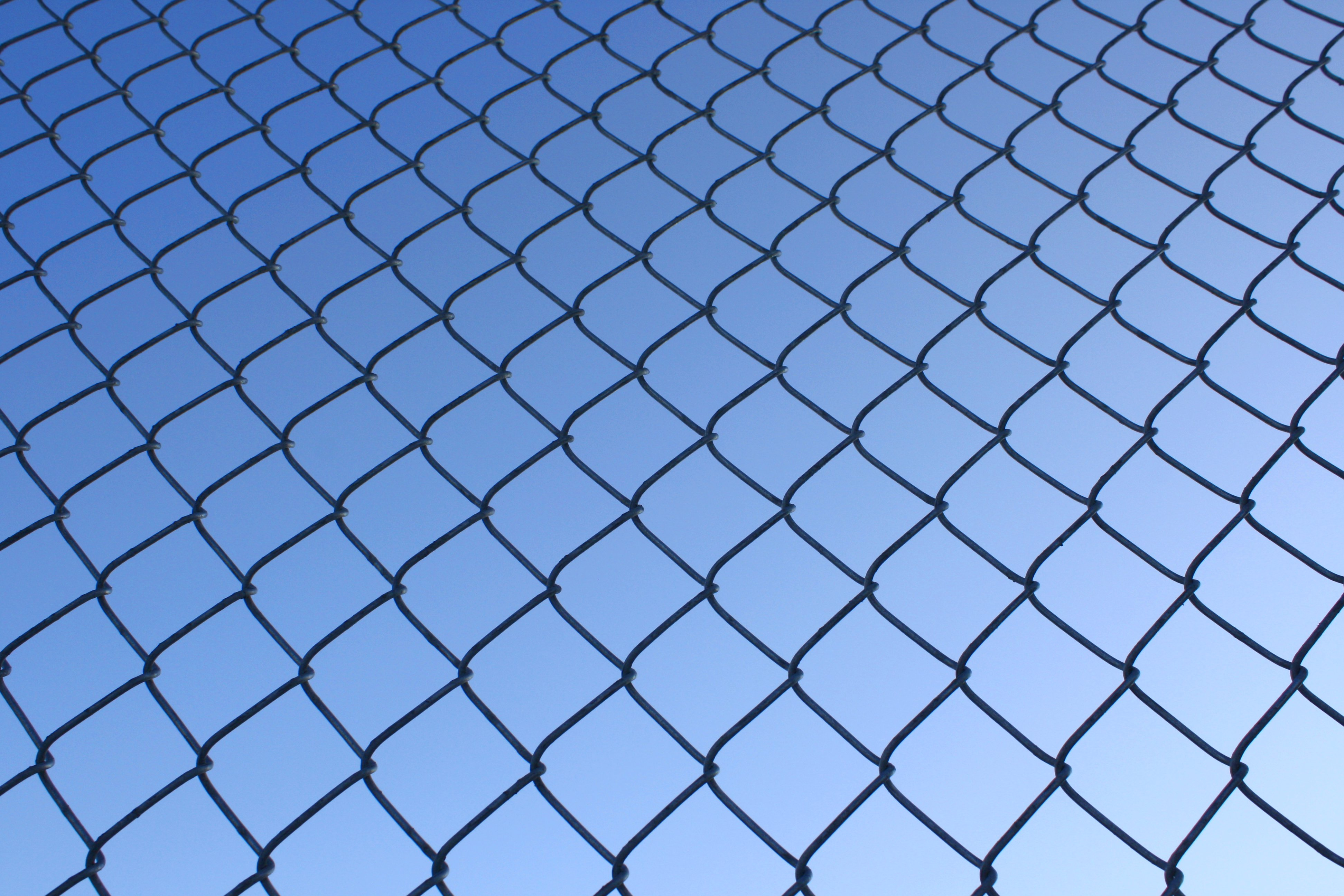 Chain Link Fence Wallpaper: Chain Link Fence Texture Picture