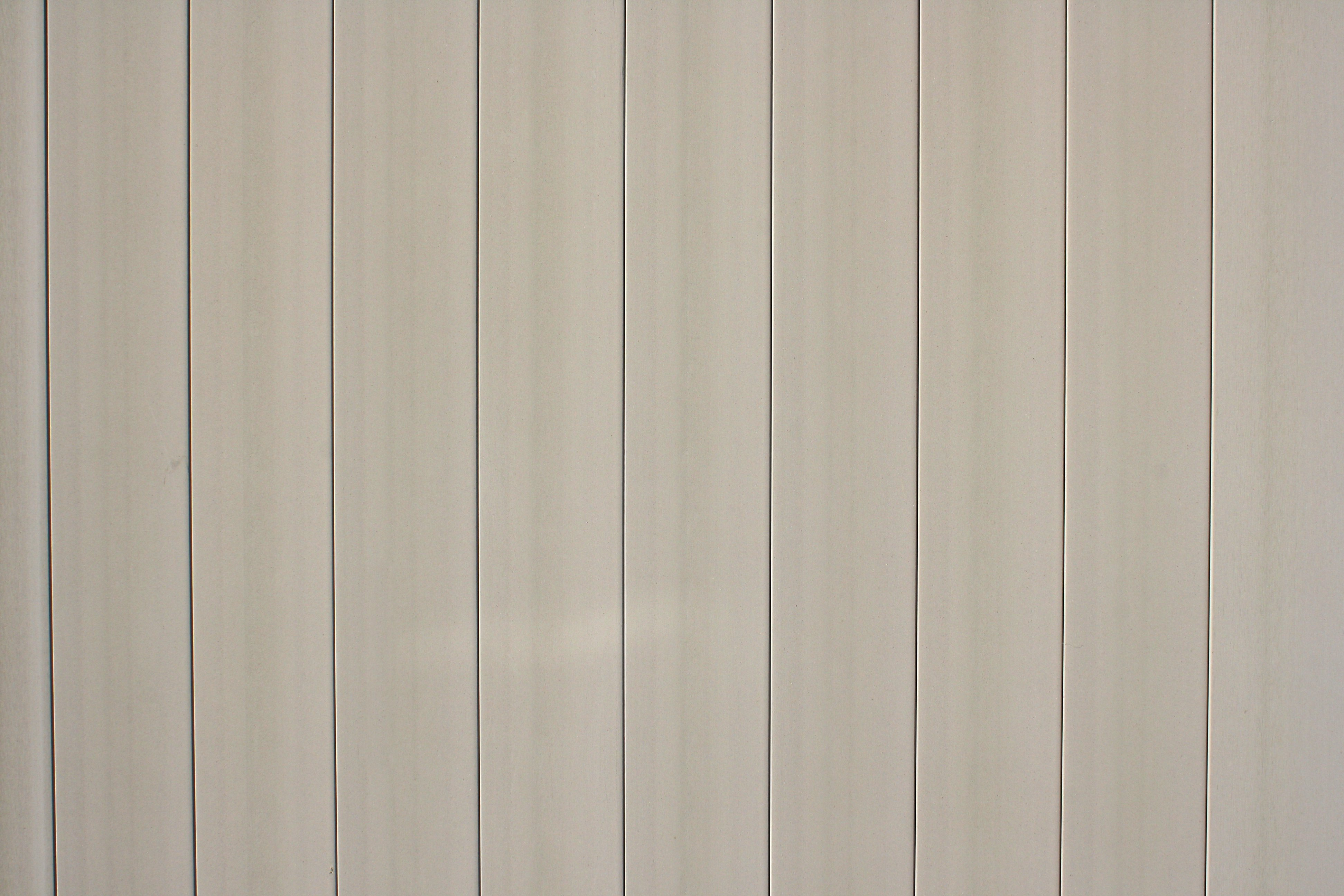 Gray Plastic Fence Boards Texture