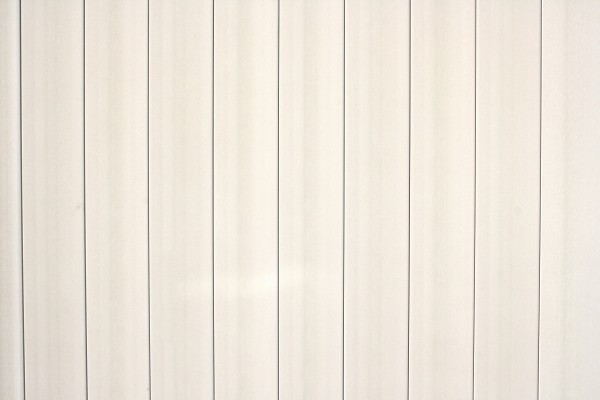White Plastic Fence Boards Texture - Free High Resolution Photo