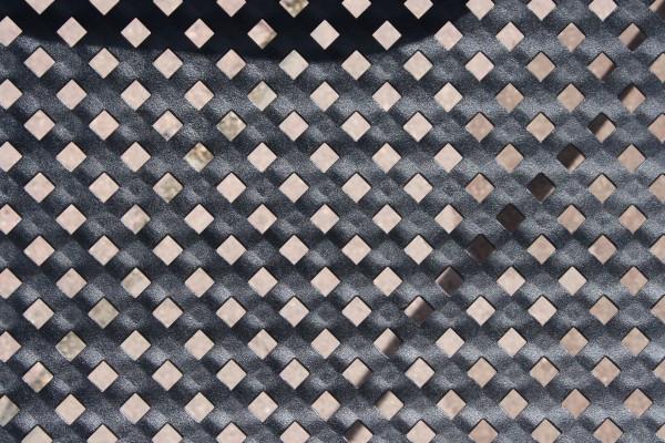 Black Metal Cross Grid Texture - Free High Resolution Photo