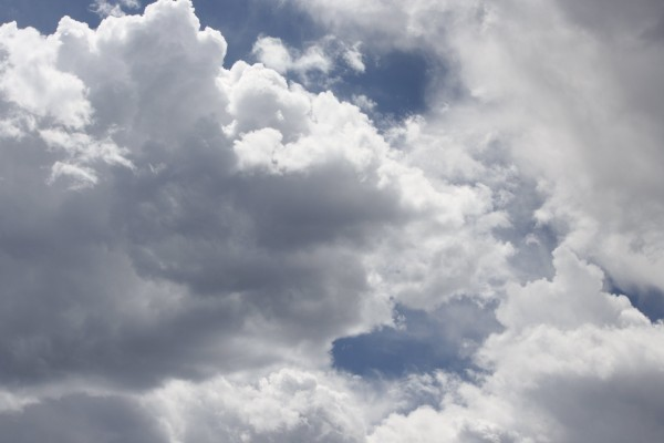 Clouds in the Sky - Free High Resolution Photo