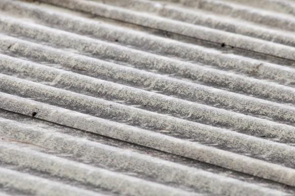 Corrugated Fiberglass Greenhouse Roof Texture - Free High Resolution Photo