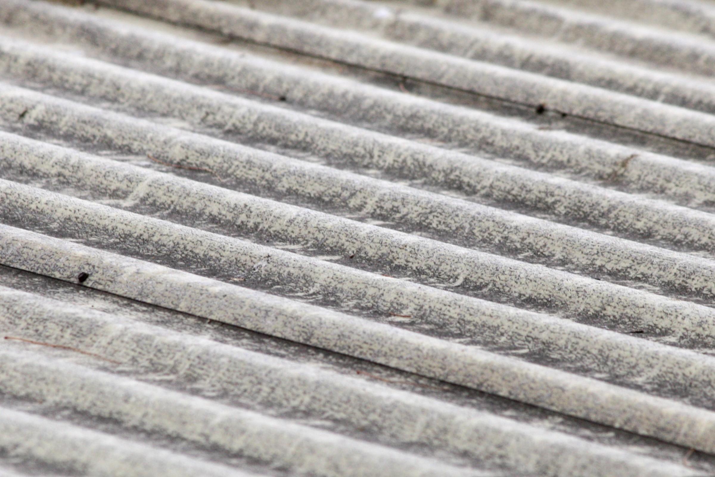 Corrugated Fiberglass Greenhouse Roof Texture