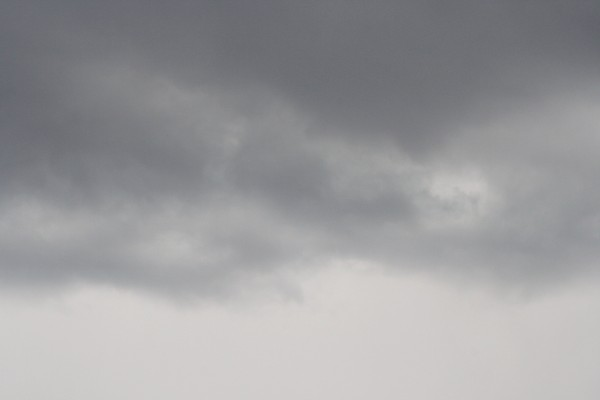 Gray Overcast Sky - Free High Resolution Photo