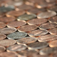 Pennies Close Up - Free High Resolution Photo