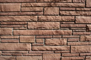 Red Sandstone Brick Wall Texture - Free High Resolution Photo