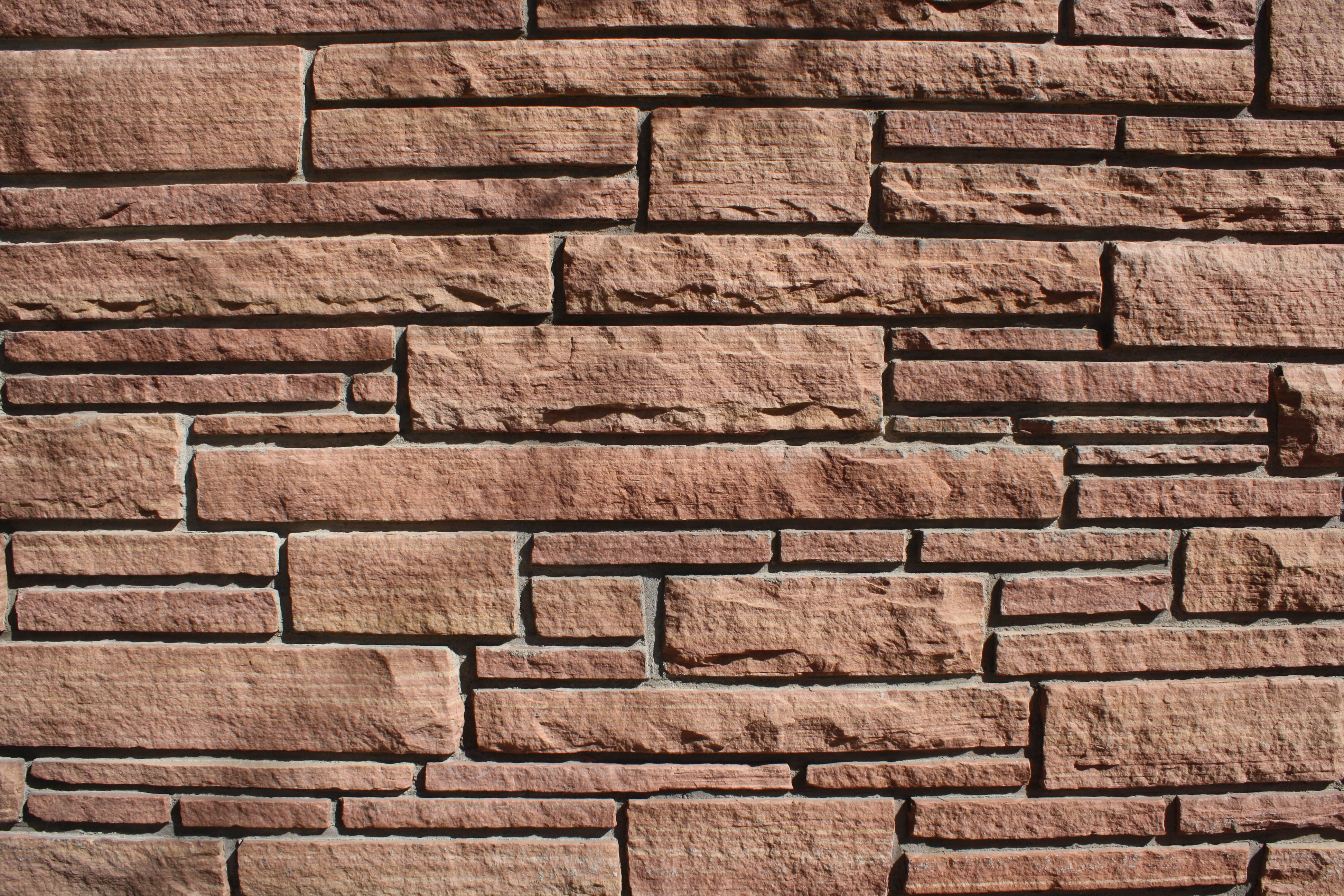 Red sandstone brick wall texture picture free photograph photos public domain - Texturize walls ...