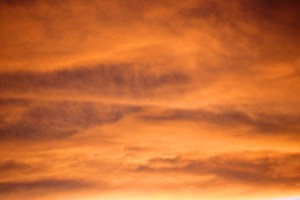 Sunset Sky - Free High Resolution Photo