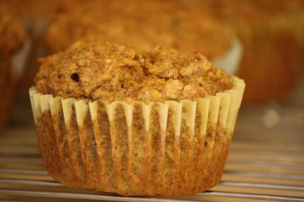 Whole Wheat Muffin Close Up - Free High Resolution Photo